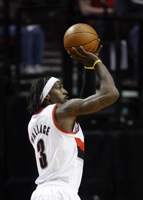 Gerald Wallace poster G329025