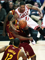 Derrick Rose picture G329090