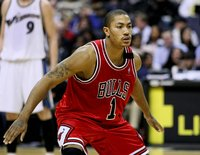 Derrick Rose picture G329096