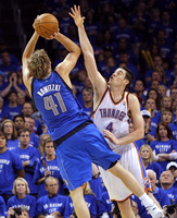 Nick Collison picture G329109