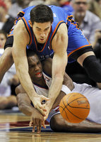 Nick Collison picture G329110