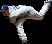Clayton Kershaw picture G329116