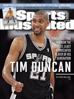 Tim Duncan poster G329165