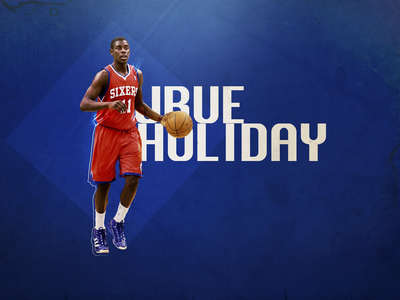 Jrue Holiday poster G329212