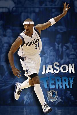 Jason Terry poster G329232