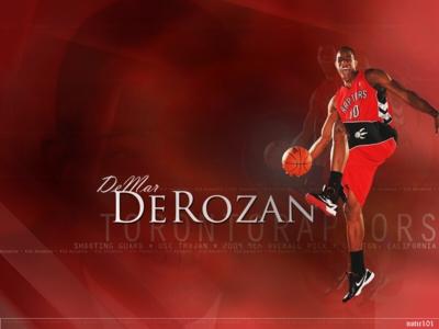 DeMar DeRozan poster G329289