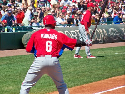 Ryan Howard poster G329707