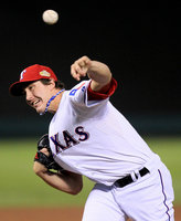 Derek Holland picture G329844