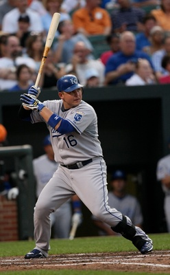 Billy Butler poster G329925