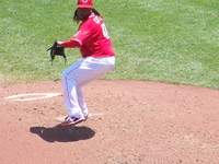 Johnny Cueto picture G330014