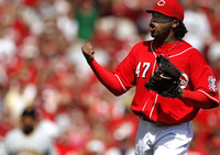 Johnny Cueto picture G330015