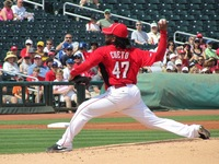 Johnny Cueto picture G330016
