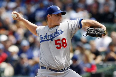 Chad Billingsley poster G330289