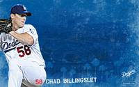 Chad Billingsley picture G330289