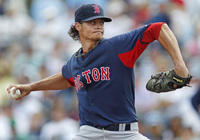 Clay Buchholz picture G330350