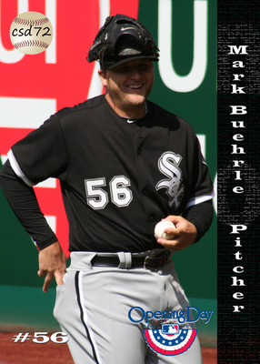 Mark Buehrle poster G330388