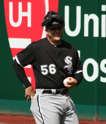 Mark Buehrle poster G330389