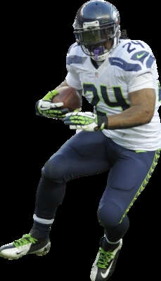 Marshawn Lynch poster G330811