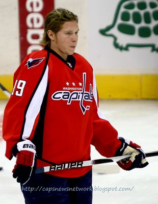 Nicklas Backstrom poster G331034