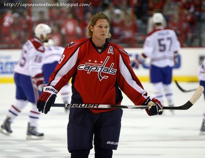 Nicklas Backstrom poster G331036