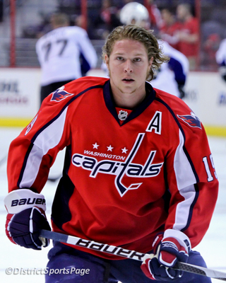 Nicklas Backstrom poster G331037