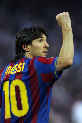 Lionel Messi poster G331176