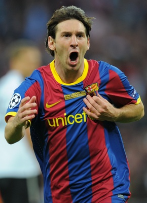 Lionel Messi poster G331187