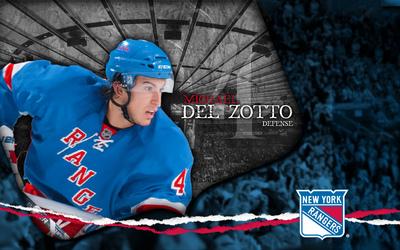Michael Del Zotto poster G331240