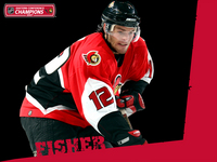 Mike Fisher picture G331261