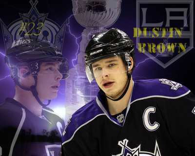 Dustin Brown poster G331302