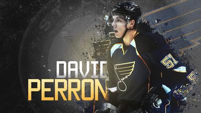 David Perron poster G331431