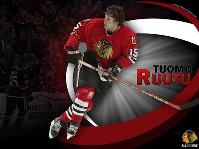 Tuomo Ruutu poster G331504