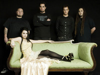 Amy Lee & Evanescence Promos picture G331939