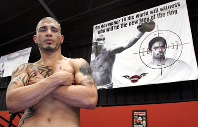Miguel Cotto poster G332079