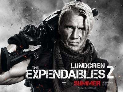 Dolph Lundgren poster G332222