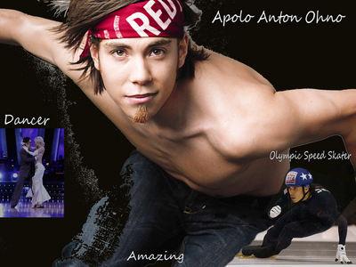 Apolo Anton Ohno poster G332843
