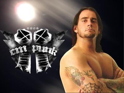 CM Punk poster G332954