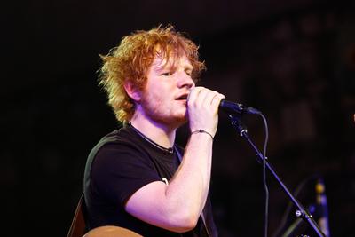Ed Sheeran poster G332985