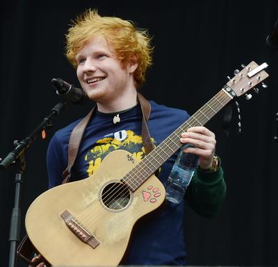 Ed Sheeran poster G332989