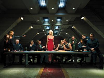 Battlestar Galactica poster G333302