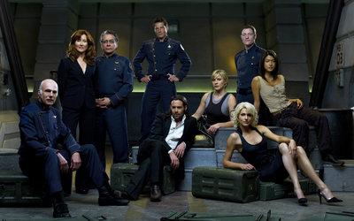 Battlestar Galactica poster G333304