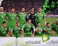 Algeria National Football Team picture G333585