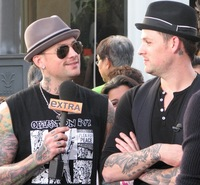 Benji Madden picture G333927