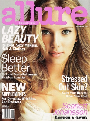 Allure poster G334042