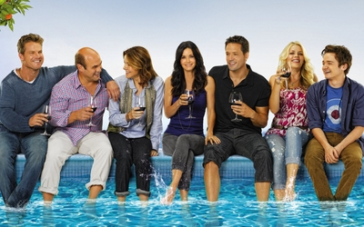 Cougar Town poster G334341