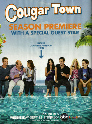 Cougar Town poster G334343