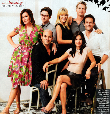 Cougar Town poster G334344