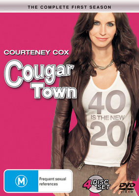 Cougar Town poster G334345
