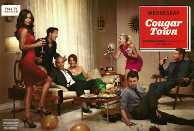 Cougar Town poster G334347