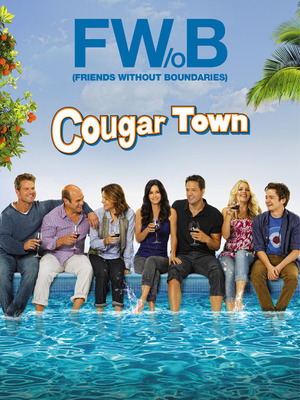 Cougar Town poster G334348